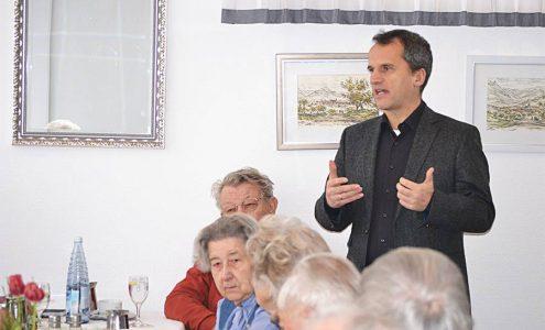 im Gespräch mit der Senioren Union Kirchheim-Dettingen