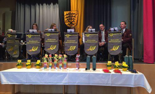 Neujahrsempfang Gemeinde Steinenbronn