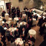 Eröffnung der Kunstausstellung mit Werken von Salvador Dalì und Joan Miró in Nürtingen