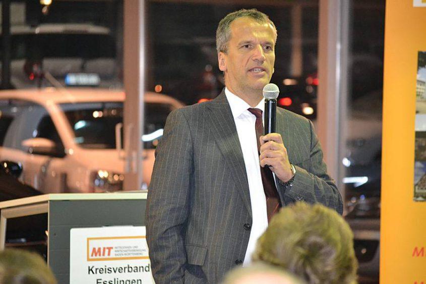 Diskussionsveranstaltung der MIT zum Thema TTIP in Kirchheim