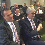 Verkehrsstaatssekretär Barthle zu Gast in Filderstadt-Bonlanden