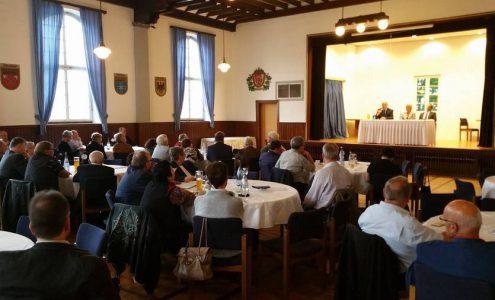 Mitgliederversammlung des CDU Kreisverbands Esslingen in Plochingen