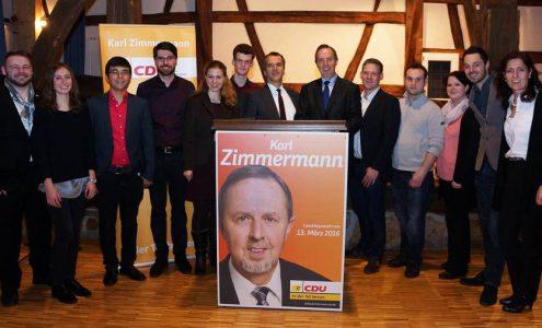 Neujahrsempfang der CDU Kircheim-Dettingen