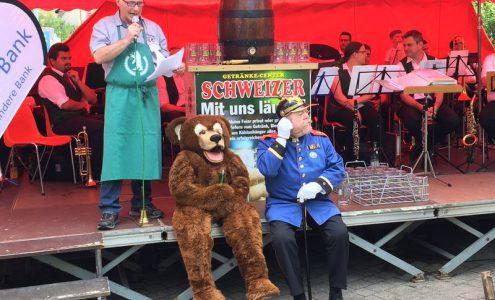28. Bernhäuser Bärenfest