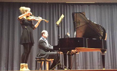 beim Kammerkonzert begabter Nachwuchsmusiker in Neckartailfingen